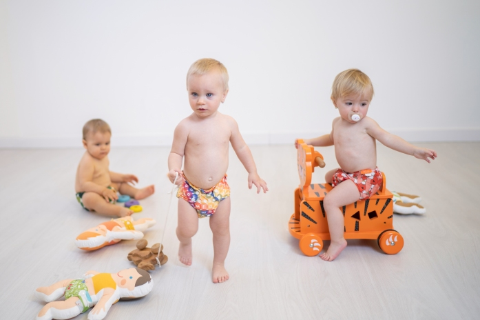 Add some fun to your days with our super cute diapers!